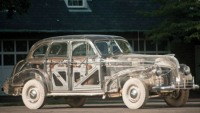 Ghost 1939 Pontiac Plexiglas Deluxe: America's only transparent car to go on auction