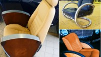 David Clark auto-chairs brings luxury car comfort to your drawing room