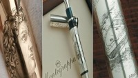 Montegrappa Portrait Pen to support Swiss Red Cross