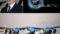 David Mackay becomes the first pilot for Virgin Galactic space tourism flight
