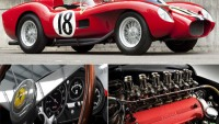 The 1957 250 Testa Rossa sells for over $16 millions