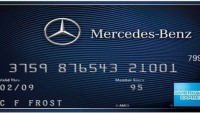 American Express & Mercedez Benz credit cards: Going the extra mile
