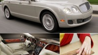 Bentley Continental Flying Spur limited edition for Chinese buyers