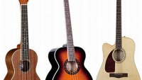Fender Guitar introduces limited edition US made acoustic guitar range