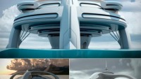 Project Utopia island yacht might be your next exotic residence