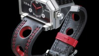 Limited edition BRM wristwatch boasts dashboard-inspired shape