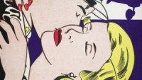 Roy Lichtenstein's 1962
