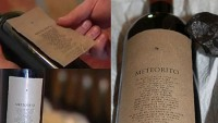 Space wine aged with 4.5 billion-year-old meteorite goes on sale