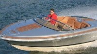 Chris Craft releases the Limited edition Silver Bullet tender yacht