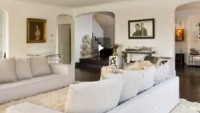 The magnificent living room