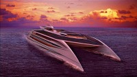 Sauter Carbon's Ocean Supremacy is one of the largest and greenest superyachts in the world
