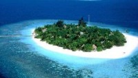 Maldives, an island nation in the Indian Ocean