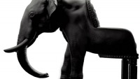 Maximo Riera's Elephant Chair is furniture art