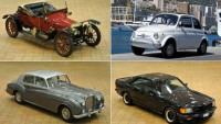 Luxury cars of Prince Albert II of Monaco goes on auction