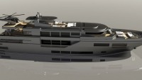 Bernardo Zuccon presents the Motor Yacht 54m DISCOVERY