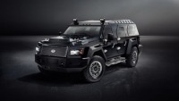 Conquest Vehicles Evade is its first unarmored SUV