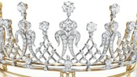 The amazing diamond tiara