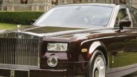 He owns nine Rolls Royce cars