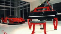 ResInno designs custom pianos even has piano inspired by Ferrari Testa Rossa