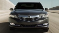 2014 Acura RLX Test Drive in Napa Valley