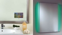 New TV mirrors, mirror frames and colors from Seura