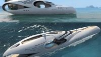 Schöpfer Yachts shows Infintas, their second luxury yacht design