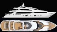 Sunseeker to unveil its 40-meter flagship luxury yacht