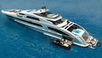 Hessen's new 65m superyacht features side-balcony for island living