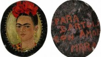 Frida Kahlo's self-portrait in miniature could sell for $1.2 million