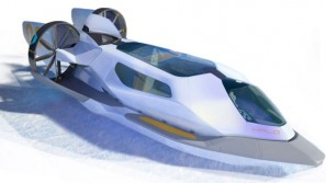 Santa gets a chance to speed up with the HALO Aero Sleigh