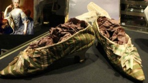 Most expensive royal shoes: Marie Antoinette's slippers sell for $65,600