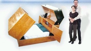 The Indestructible Bed For Filthy Rich