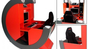 Battle-Rig Pro – The Personal Luxury Work Space for Gamers & Geeks
