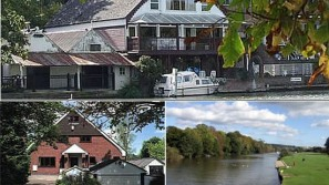 The Thames Boathouse – Led Zeppelin's abode up for grabs