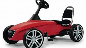 Selfridges Exclusive Audi Kids sports car is for those who start early