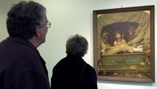 Norman Rockwell painting recently discovered to fetch more than $2 million