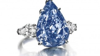 Christie's set to auction off world's biggest blue diamond