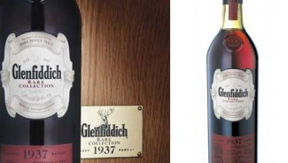 Glenfiddich 1937 bottle of whisky fetches $71,700 at auction