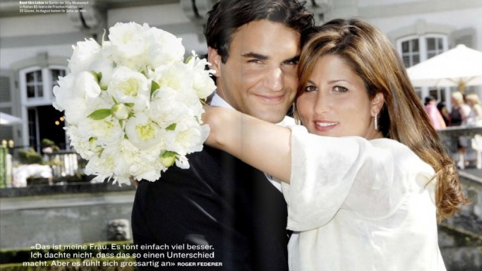 Roger and Mirka