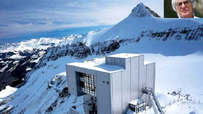 Glacier 3000 Resort
