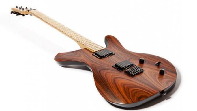 Sinuous Guitars are a new chapter in guitar design with focus on ergonomics