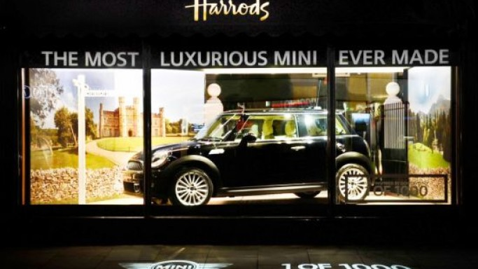 MINI Inspired by Goodwood is the most expensive Mini
