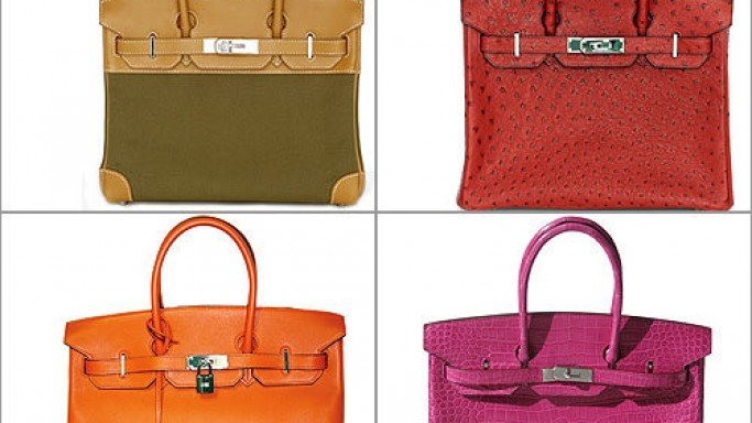 Vintage Hermes bags to go up for sale at Bonham's