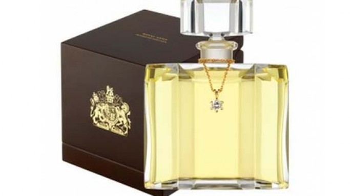 Floris Royal Arms Diamond Edition Perfume sells for £15,000