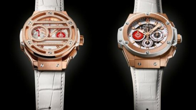 Hublot marks 50 Years of Costa Smeralda with limited edition watches