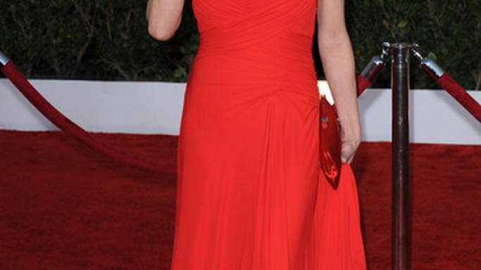 Lane has a fascination for this high-end designer cuff and has donned them to the 2009 SAG Awards.