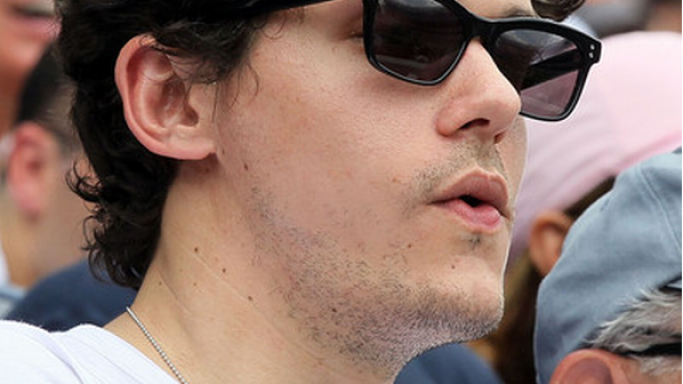 John Mayer loves wearing his Dita Eyewear Sunglasses.