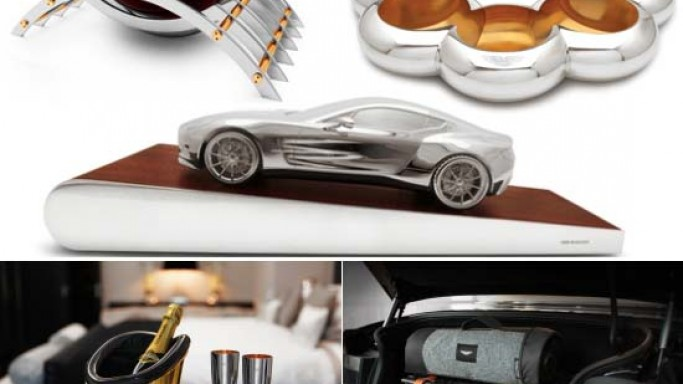 'Silver by Aston Martin' luxury silverware collection celebrates the very best in contemporary British design