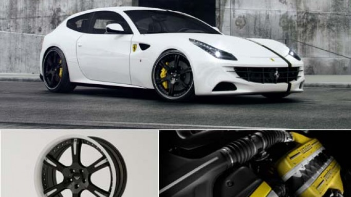 German tuner Wheelsandmore unveils Ferrari FF tuning program