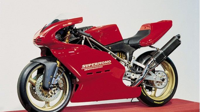 Pre-Owned Ducati Supermono goes for sale at $150,000